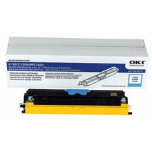Original Cyan Type D1 Laser Toner Cartridge for Okidata 44250711 1.5K Page Yield