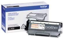 OEM Brother TN450 High Yield Black Laser Toner Cartridge