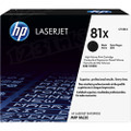 Original HP CF281X (81X) HY Black Toner