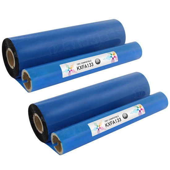 KX-FA133 Thermal Fax Rolls - Compatible Panasonic