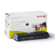Xerox Premium Remanufactured Replacement Toner for HP 124A Black (Q6000A) ?�� Made in the U.S.