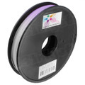 Natural to Purple 1.75mm 0.5kg Color Changing Filament