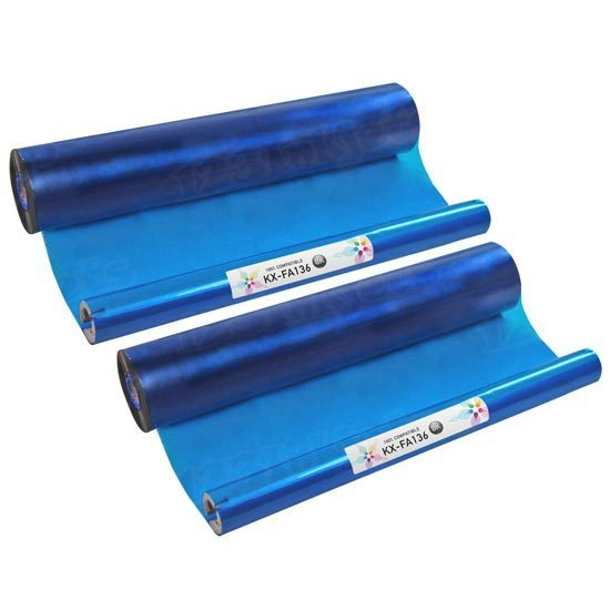 KX-FA136 Thermal Fax Rolls - Compatible Panasonic