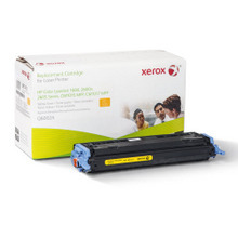 Xerox Premium Remanufactured Replacement Toner for HP 124A Yellow (Q6002A) ?�� Made in the U.S.