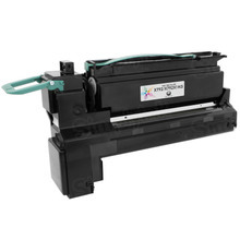 Lexmark Remanufactured Extra High Yield Black Laser Toner Cartridge, X792X1KG (X792), 20K Page Yield