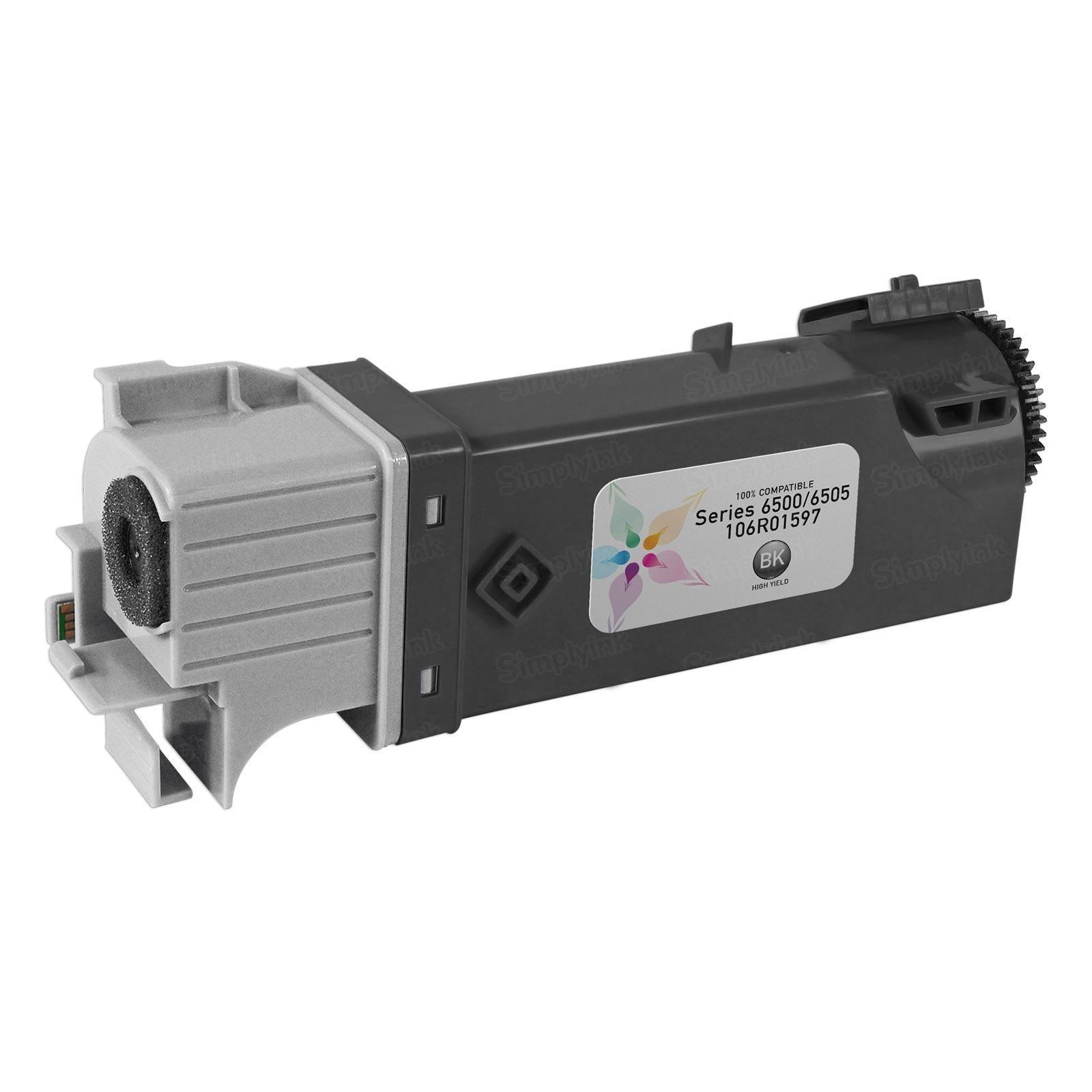 Compatible Xerox Phaser 6500/WorkCentre 6505 HY Black Toner