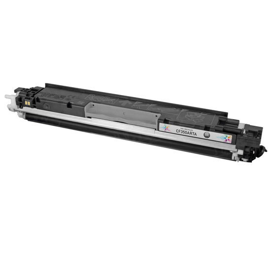 Remanufactured Replacement Black Laser Toner for HP 130A