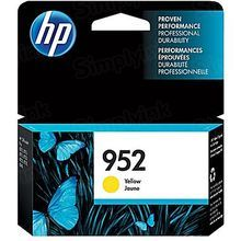 Original HP 952 Yellow Ink Cartridge in Retail Packaging (L0S55AN)
