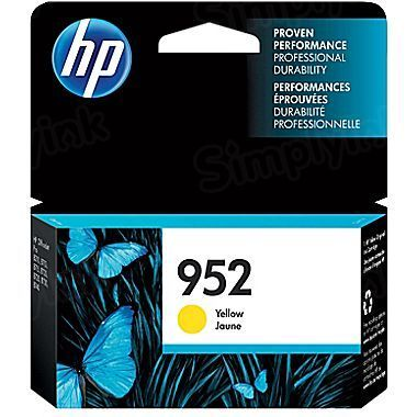 HP 952 Yellow Original Ink Cartridge L0S55AN