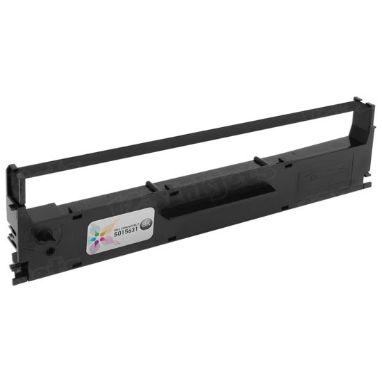 Compatible Replacement for Epson S015631 Black Ribbon