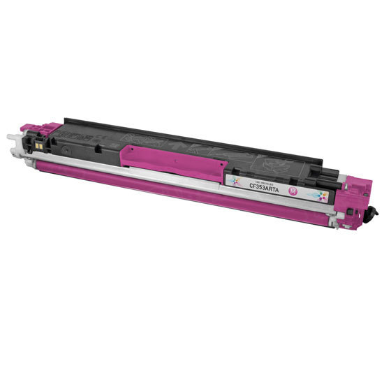 Remanufactured Replacement Magenta Laser Toner for HP 130A