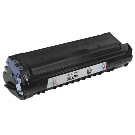 Remanufactured UG3204 Black Toner Cartridge for the Panasonic Panafax UF-745, UF-755 & UF-755E