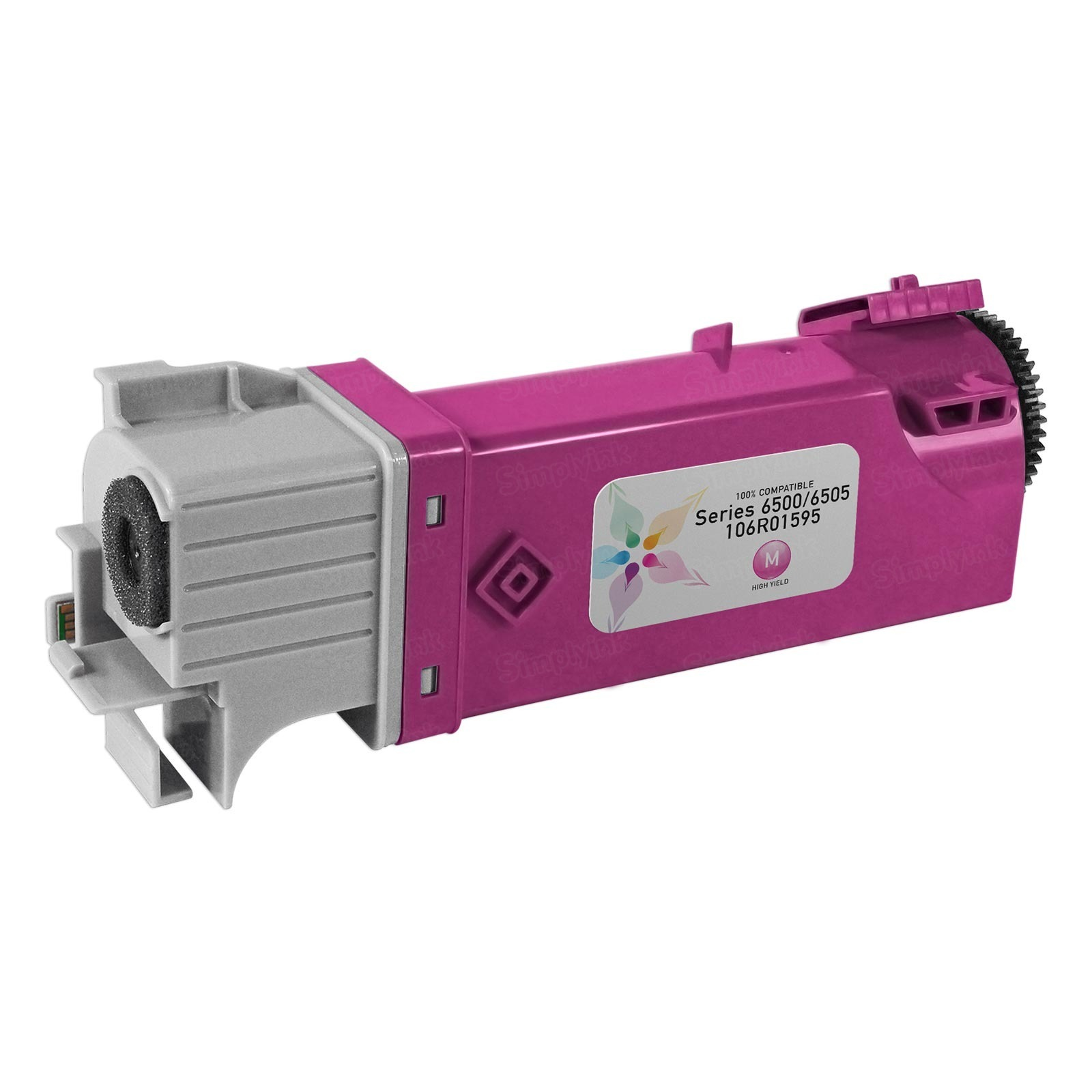 Compatible Xerox Phaser 6500/WorkCentre 6505 HY Magenta Toner