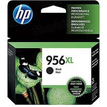 Original HP 956XL Extra High Yield Black Ink Cartridge in Retail Packaging (L0R39AN)