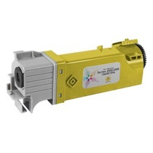 Compatible Xerox 106R01596 High-Yield Yellow Laser Toner Cartridges for the Phaser 6500/WorkCentre 6505