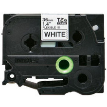Brother TZeFX261 Black on White OEM 1 1/2 Label Tape