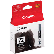 OEM 6402B002 (PGI-72) Canon Matte Black Ink Cartridge