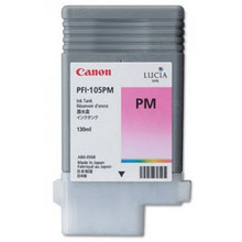 Canon PFI-105PM Photo Magenta OEM Ink Cartridge, 3005B001AA