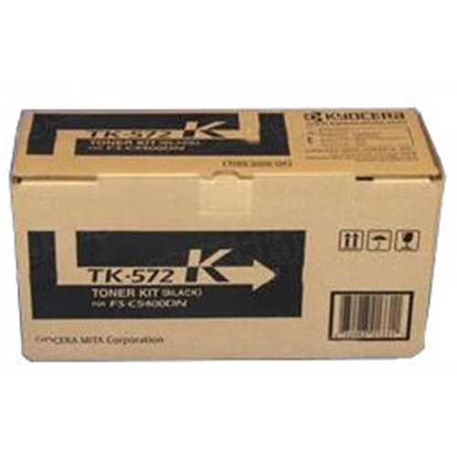 OEM Kyocera-Mita TK-572 Black Toner Cartridge