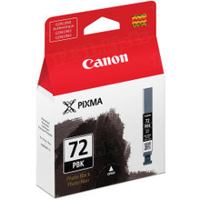 OEM 6403B002 (PGI-72) Canon Photo Black Ink Cartridge