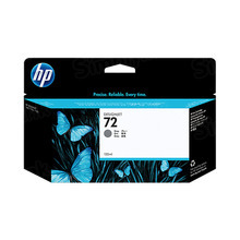 Original HP 72 Gray Ink Cartridge in Retail Packaging (C9374A) High-Yield