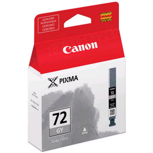 OEM PGI-72G Gray ink for Canon