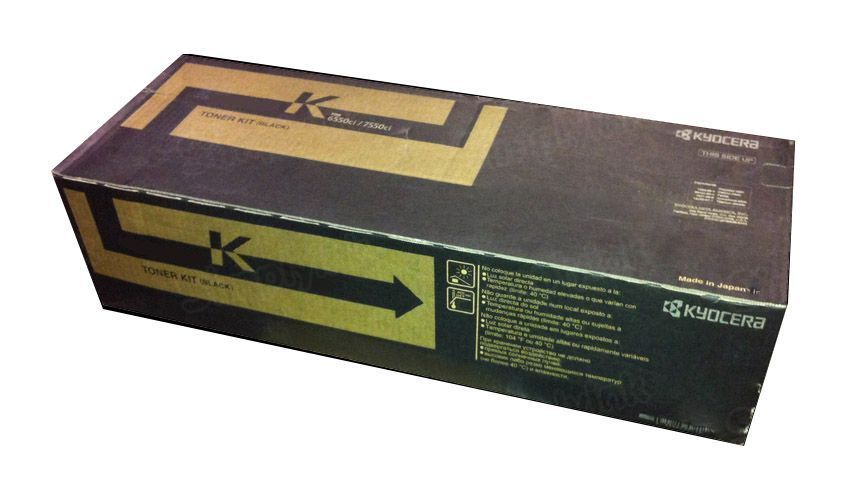 OEM 1T02LKACS0 Yellow Toner for Kyocera