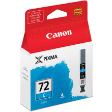 OEM 6404B002 (PGI-72) Canon Cyan Ink Cartridge