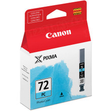 OEM 6407B002 (PGI-72) Canon Photo Cyan Ink Cartridge