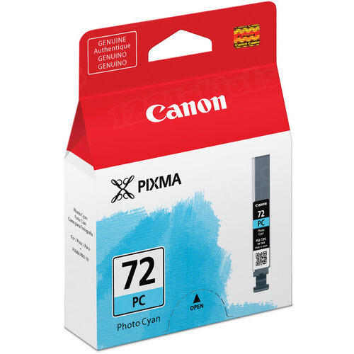 OEM PGI-72PC Photo Cyan ink for Canon