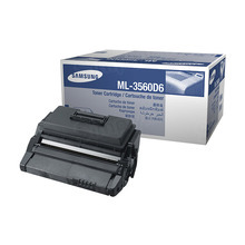 OEM Samsung ML-3560D6 Black Laser Toner Cartridge 6K Page Yield