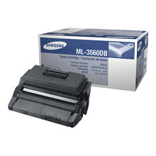 OEM Samsung ML-3560DB High Yield Black Laser Toner Cartridge 12K Page Yield