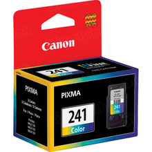 Canon CL-241 Color OEM Ink Cartridge, 5209B001