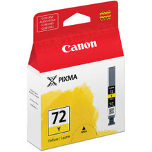 OEM 6406B002 (PGI-72) Canon Yellow Ink Cartridge
