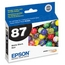 Epson 87 Matte Black OEM Ink Cartridge (T087820)