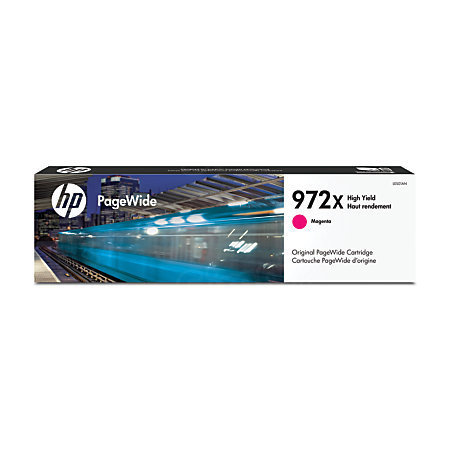 HP 972X High Yield Magenta Original Cartridge L0S01AN