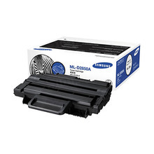 OEM Samsung ML-D2850A Black Laser Toner Cartridge 2K Page Yield