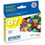 Epson 87 Yellow OEM Ink Cartridge (T087420)