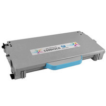 Lexmark Remanufactured High Yield Cyan Laser Toner Cartridge, C500H2CG (X500/X502/C500 Series) (3K Page Yield)
