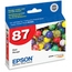 Original Epson 87 Red Inkjet Cartridge (T087720)