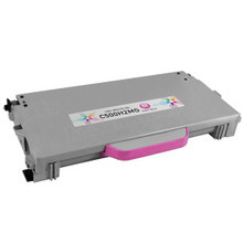 Lexmark Remanufactured High Yield Magenta Laser Toner Cartridge, C500H2MG (X500/X502/C500 Series) (3K Page Yield)