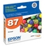 Original Epson 87 Orange Inkjet Cartridge (T087920)