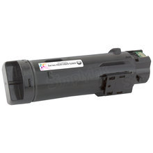Compatible N7DWF Black Toner for Dell H625/H825, 3K Yield