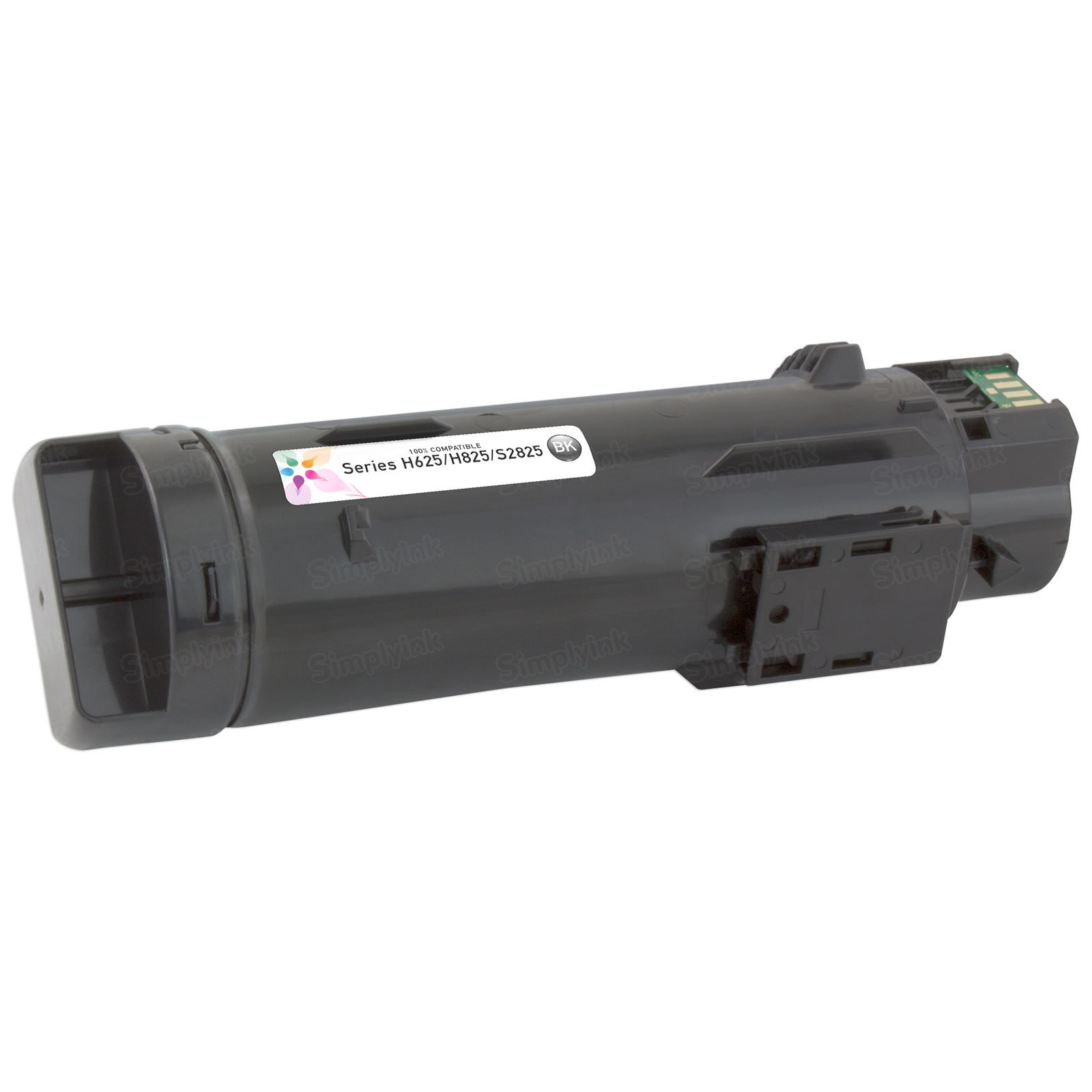 Comp. Black N7DWF Toner for Dell H625/H825