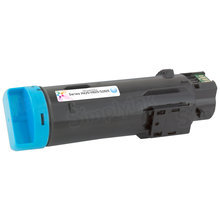 Compatible P3HJK Cyan Toner for Dell H625/H825, 2.5K Yield