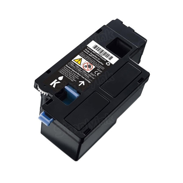 Genuine Dell 1250c,  1350cnw (XKP2P) Black Toner
