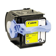 Canon GPR-27 (6,000 Pages) High Yield Yellow Laser Toner Cartridge - OEM 9642A008AA