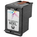 Remanufactured Replacement HY Black Ink for HP 60XL