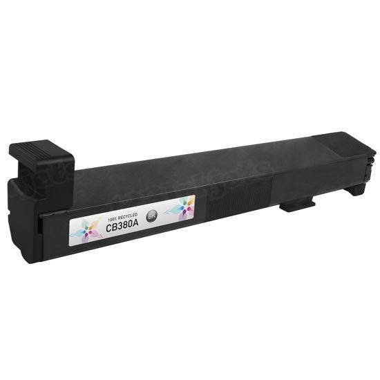 Remanufactured Replacement Black Laser Toner for HP 823A