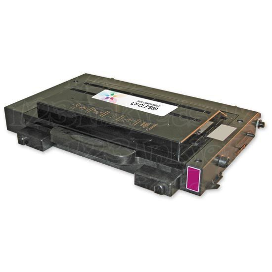 Remanufactured CLP-500 & CLP-550 Magenta Toner for Samsung (CLP-500D5M)